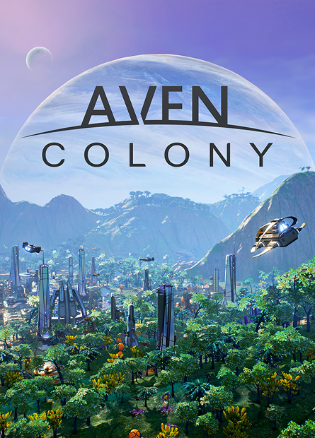 Aven Colony - PC DVD