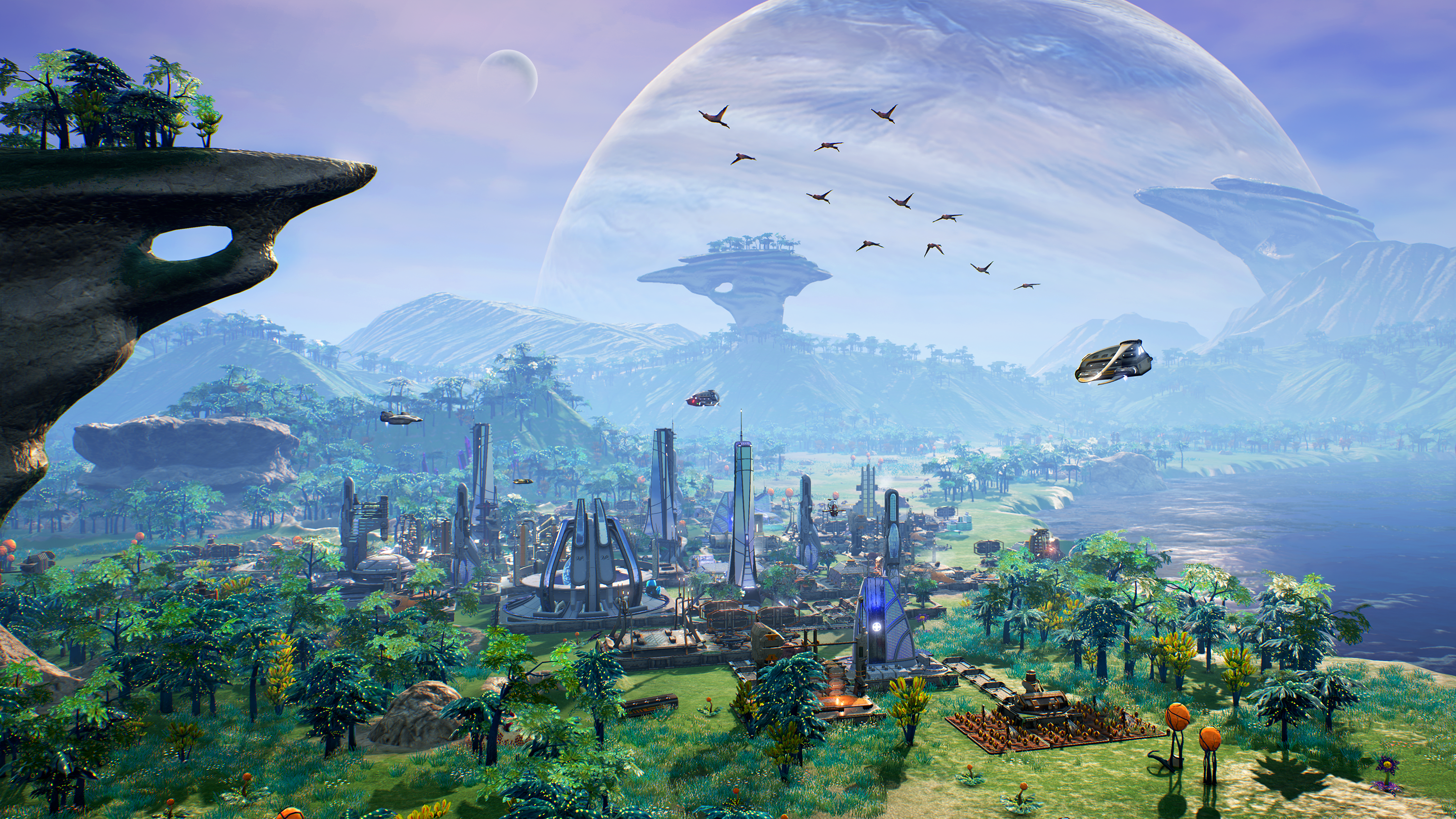 July 2017 Video game releases Aven Colony Image